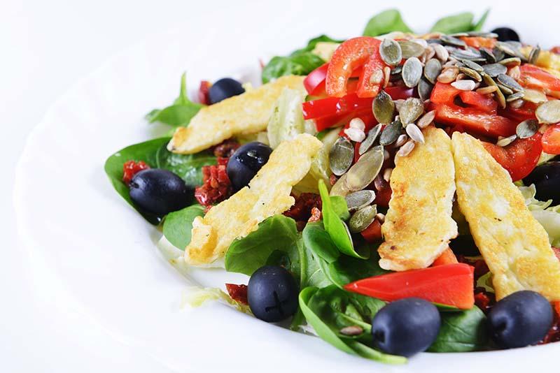 Featured Seeds Salad