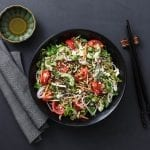 Seaweed & Soy Salad
