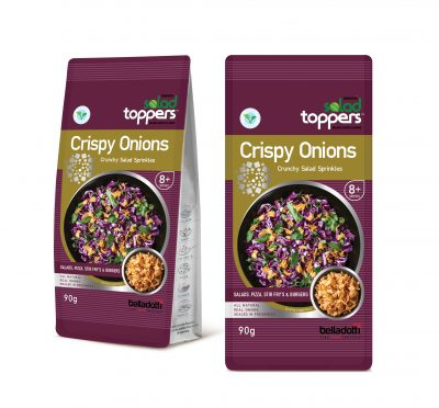 Woolworths Salad Toppers Crispy Onion