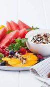 Honey & Goji Berry Fruit Platter