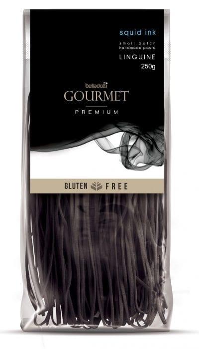 belladotti squid ink pasta pack