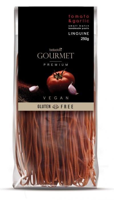 Tomato-garlic-pasta