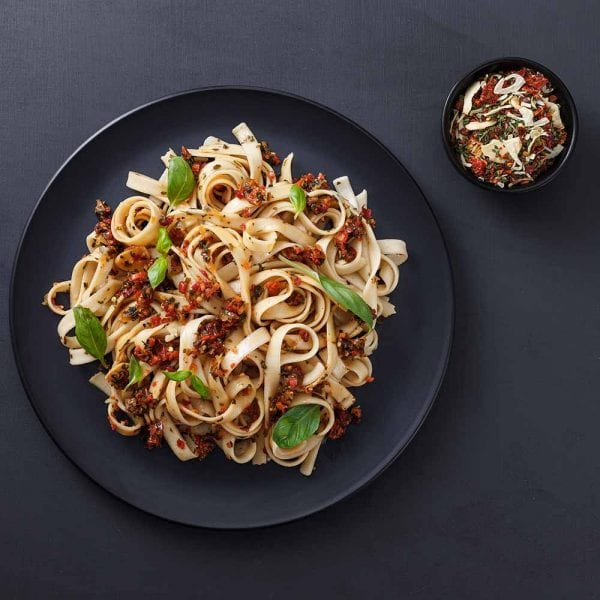 Pasta Toppers