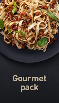 Belladotti Gourmet Pack Introductory Offer 400x700